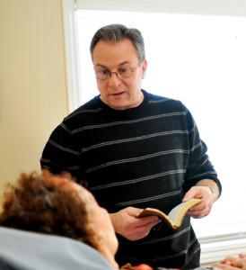 Dave Boyle, Spiritual Care Coordinator