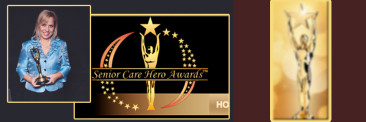 Shining Senior Care Hero Awardee