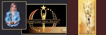 Shining Senior Care Hero Awardee
